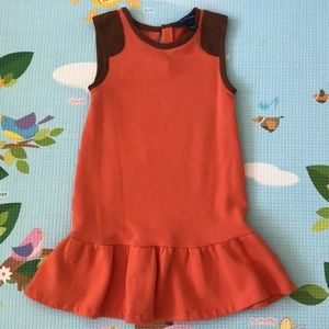 Ralph Lauren girl's sleeveless dress